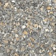 Gravel — Stock Photo