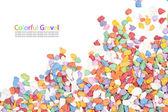 Gravel — Stock Photo