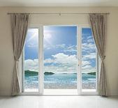 Door open  — Stock Photo
