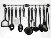 Kitchen utensils — Stock fotografie