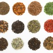 Round spices — Stock Photo #16938289