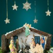 Christ&#039;s nativity - Lizenzfreies Foto