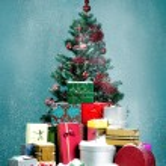 Snowy christmas — Stock Photo #16939241