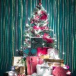 Colorful christmas — Stock fotografie