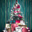 Stock Photo: colorful christmas