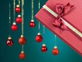 Geschenk-box, perfekt für jeden anlass — Stockfoto