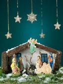 Christ's nativity — Stock Photo