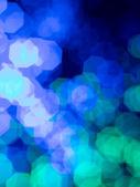 Astratto sfondo trasparente luci colorate — Foto Stock