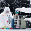 Laboratory experimental testing — Stock Photo #27205913