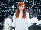 Labor experimentelle Studien — Stockfoto