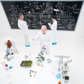 Laboratory experimental studies — Stock Photo
