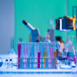 Stockfoto: Colorful laboratory tools