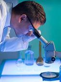 Badania laboratoryjne — Zdjęcie stockowe