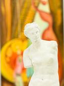 Replica of Venus de Milo in art gallery — Stock Photo