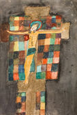 Jesus christ crucified — Stock Photo