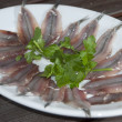 Anchovy fillets — Stockfoto #22049457