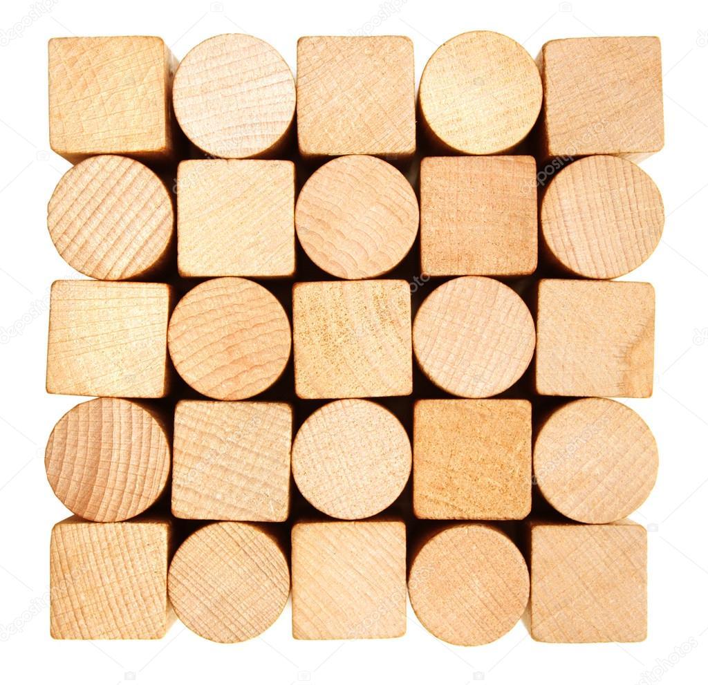 堆积的木柴 syda