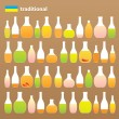 Traditional — Stock Vector #21547381