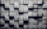 Abstract concrete wall — Stock Photo