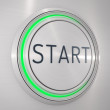 Start button — Stock Photo