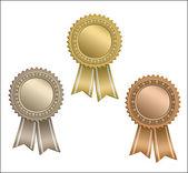 Лента премии — Cтоковый вектор