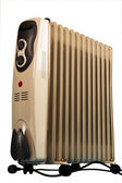 Oil heater — Stock Photo