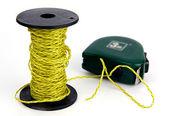 Nástroje a konstrukce kabelu. — Stock fotografie