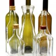 Empty wine bottles. — Stock Photo #23364442