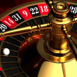Casino Roulette Game — Stock Photo