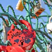 Träd av kärlek — Stockfoto