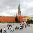 The Red Square in Moscow, Russia — Stock Photo