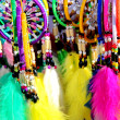 Colorful dreamcatchers — Stock Photo