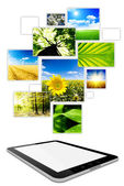 Tablet — Foto de Stock