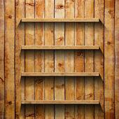 Shelf — Stock Photo