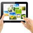Tablet — Stock Photo #14075988