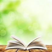 Buch — Stockfoto