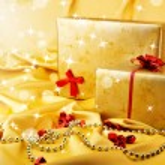 Gift — Stock Photo #14776069