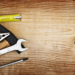 Tools — Stock Photo #15353785
