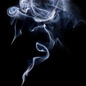 Fumatrice — Foto Stock
