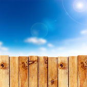 Fence — Foto Stock