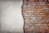 Cegła mur tło — Zdjęcie stockowe