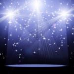 proyector de luz — Foto de Stock