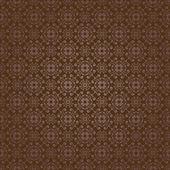 Brown Colors Asian Damask Pattern. Korean traditional Pattern De — Stockvektor