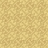 Beige Colors Square grid Pattern. Korean traditional Pattern Des — Stock Vector
