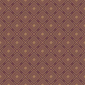 Brown Colors Plaid Pattern. Korean traditional Pattern Design Se — 图库矢量图片