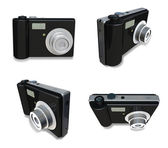 3D Digital camera icon. 3D Icon Design Series.   — Stockfoto