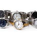 Range of watches — Stock Photo #4805180