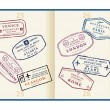 Royalty-Free Stock Vectorielle: Passport