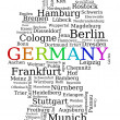 Stock Vector: Germany