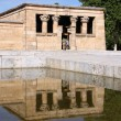Stock Photo: Madrid - Temple of Debod
